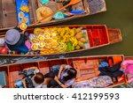 Damnoen Saduak Floating Market...