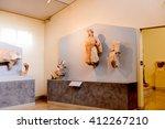 delphi  greece  apr 23  2016 ... | Shutterstock . vector #412267210