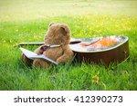 Teddy Bear On Classical Guitar...