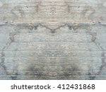 grunge and dirty crack wood... | Shutterstock . vector #412431868