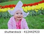 Adorable Toddler Girl Wearing...
