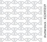 seamless pattern of... | Shutterstock .eps vector #412455319