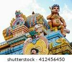 tamil surya oudaya sangam...   Shutterstock . vector #412456450