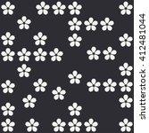 geometric national seamless... | Shutterstock .eps vector #412481044