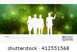 vector background for leaflet