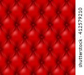 vector leather background with... | Shutterstock .eps vector #412579210