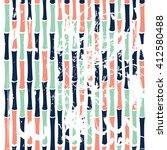 seamless bamboo denim seamless... | Shutterstock .eps vector #412580488