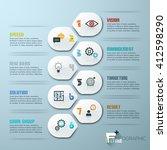 modern design minimal style... | Shutterstock .eps vector #412598290