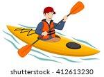 vector illustration of a... | Shutterstock .eps vector #412613230