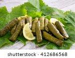 Sarma Is A Turkish Traditional...