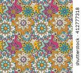 seamless pattern texture.... | Shutterstock . vector #412777318