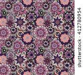 seamless pattern texture.... | Shutterstock . vector #412780954
