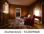Abandoned House Ruined ...