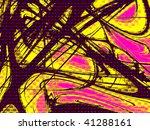 colorful fiesta | Shutterstock . vector #41288161