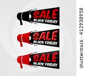 """the words """"black friday sale"""" ... 