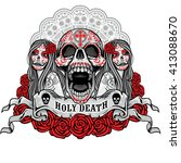Holy Death  Day Of The Dead ...