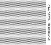 seamless geometry texture... | Shutterstock .eps vector #413107960