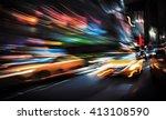 illumination and night lights... | Shutterstock . vector #413108590