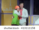 dnipropetrovsk  ukraine   april ... | Shutterstock . vector #413111158