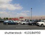 norwalk  ca   april 27  2016 ... | Shutterstock . vector #413186950