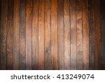 wood background texture   Shutterstock . vector #413249074