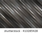 elegant abstract diagonal grey... | Shutterstock . vector #413285428