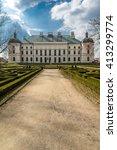 Palace In Lubartow