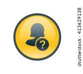 female ask user icon
