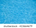 background of rippled pattern... | Shutterstock . vector #413664679
