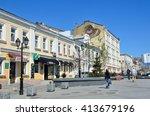 vladivostok  russia  april  29  ... | Shutterstock . vector #413679196