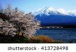 Mount Fuji And The 5 Lakes  ...