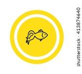 fish icon.fish icon vector.fish ...