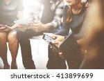 business corporation... | Shutterstock . vector #413899699