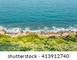 View Of Son Tra Island Near Da...