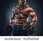 Постер, плакат: Captain America