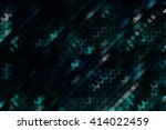 abstract blue background....   Shutterstock . vector #414022459