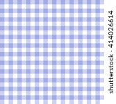 Purple Seamless Gingham Pattern