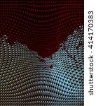 blood on grunge background | Shutterstock . vector #414170383