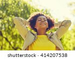 people  race  ethnicity and... | Shutterstock . vector #414207538