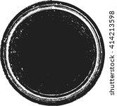 grunge seal logo .distressed... | Shutterstock .eps vector #414213598