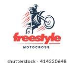 Motorcycle Logo Illustration ...