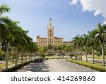 The Biltmore in Coral Gables. FL.USA. The historic resort is located in the city of Coral Gables, Florida near Miami. the Biltmore Hotel became the hallmark of coral Gables.
