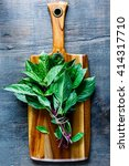 Wooden Cutting Board With Bunc...