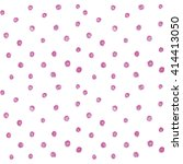 seamless pattern of dots  ... | Shutterstock . vector #414413050