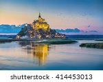 Panoramic View Of Famous Le...