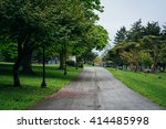 walkway at kiwanis park  in... | Shutterstock . vector #414485998