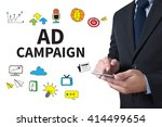 Small photo of AD CAMPAIGN businessman working use smartphone