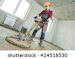 Floor Machine Grinding By Powe...