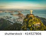 Rio De Janeiro  Brazil   Circa...