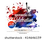 creative abstract design... | Shutterstock .eps vector #414646159